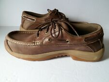 Irish Setter by Red Wing Men's Boat / Deck Shoes Loafers Brown Size 10