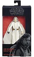 Star Wars The Black Series Luke Skywalker Jedi Master 6 Inch Action Figure #46