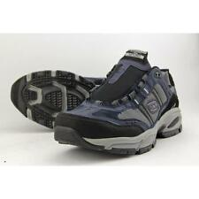Skechers Canvas Hiking, Trail Athletic Shoes for Men