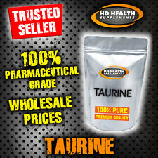 PURE L-TAURINE POWDER 1KG | Premium Quality Taurine