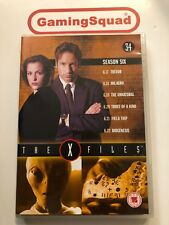 The X Files Disc 34 Season 6 6 Episodes DVD, Supplied by Gaming Squad Ltd