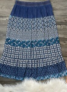 American Sweetheart Skirt A Line Denim M