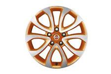 "Nissan Juke (2014 >) 17"" Alloy Wheel in Oppama Orange (KE4091K200O1)"