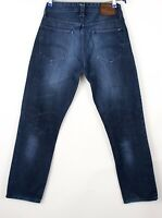 Tommy Hilfiger Hommes Jeans Jambe Droite Taille W30 L30 BCZ70