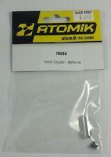 Atomik / Venom 18064 Motor Coupler for Barbwire RC Boat - NIB