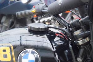 Benzinschlauch Tank Tankdeckel Belüftung BMW R80GS R100GS 2307010