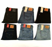 Levis 559 Jeans New Mens RELAXED FIT Straight Leg Low Rise Levi's NWT