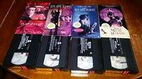 RED SHOE DIARIES lot VHS David Duchovny of The X-Files Unrated Erotic sleaze