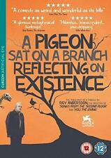 A Pigeon Sat on a Branch Reflecting on Existence (DVD) Holger Andersson