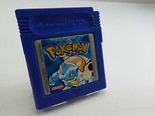 POKEMON BLUE ORIGINAL GAMEBOY GENUINE GAME GB304-01