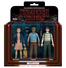 Stranger Things Action Figures 3-Pack #01 Funko