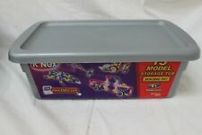 LARGE LOT OF K'NEX 15 Model Storage Tub Building Set 48242 PLUS LOTS EXTRA