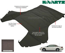 Chrysler Sebring 1996-06 Convertible Top (Top Section Only) Sandalwood Sailcloth
