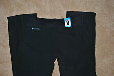 NWT WOMAN'S COLUMBIA PANTS SIZE L GREAT FOR LAYERING & WINTER ACTIVITIES