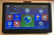 HighSound 7-in 8GB GPS Navigation System, Needs Map Updates