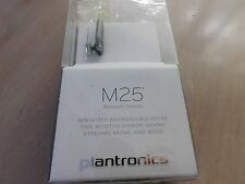 OEM Original Plantronics 86790-01 M25 Wireless Bluetooth Headset Device