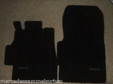 Mercedes Benz Originale Set Rips Tappetini Classe A W 169 nuovo nero