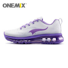 ONEMIX Womens Trainers Running Shoes FashionSneakers Purple Size 3.5/4/5/5.5/6.5