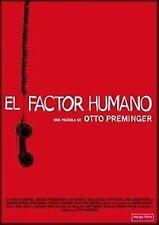 The Human Factor [DVD] ~ Richard Attenborough, Joop Doderer, John Gielgud NEW