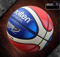 Hot Sell Molten GP76 7 PU Basketball In/Outdoor Standard Training Ball w/Bag&Pin