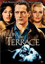 From The Terrace 0024543075493 With Paul Newman DVD Region 1