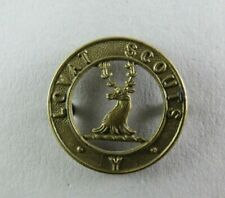Military Badge Lovat Scouts Yeomanry British Army