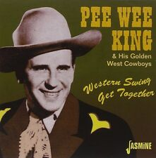 PEE WEE KING - WESTERN SWING GET TOGETHER  CD NEU