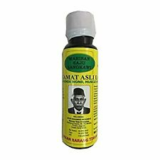 GAMAT OIL (SEA CUCUMBER OIL) - HEAL WOUND FAST AND NO SCAR