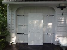 Jeld-Wen 36X80 6 Panel White Steel Front Exterior House Right Hand Inswing Door