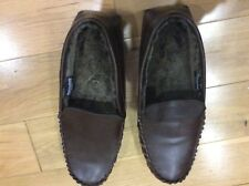New M&S COLLECTION Moccasin Men's Slippers Size 8