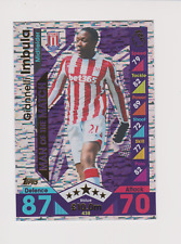 TOPPS MATCH ATTAX 2016-17- GIANNELLI LMBULA-MAN OF THE MATCH