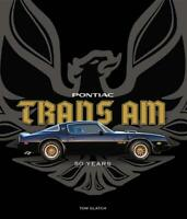 Pontiac Trans Am: 50 Years Book~~NEW  HARDCOVER!