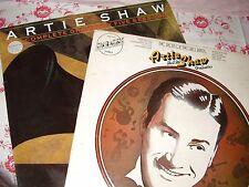 Artie Shaw - Jazz Big band / Swing Era  Clarinet - 2 record set