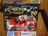 Gen 6 2014 Kevin Harvick #4 Bud Darlington Raced 2nd New Team Win Platinum 1:24