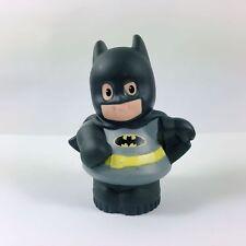 Fisher Price Little People DC SuperFriends Black Batman Justice League