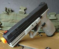 KJW green gas blowback KP-13 full metal Urban Combat CQB9 airsoft pistol gun