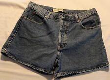 "Shorts Size 12 GAP Jean Cotton Blue Denim Classic Rise 4"" Inseam"