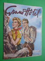 Grand Hotel Magazine 1955 481 Stella Alpina - Walter Molino