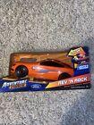 Adventure Force Ford Mustang Rev N Rock Motarized Vehicle Orange Tested Works