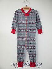 16085011c Hanna Andersson Holiday Sleepwear (Newborn - 5T) for Boys
