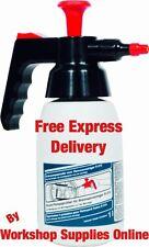 Pump Spray Bottle,Wurth,1lt,Brake Cleaner, Solvents,Degreaser,Tyre Shine Wheels