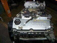 02-07 Mitsubishi Lancer LS 2.0L Engine Motor 4 cyl 82kmi 03 04 05 06 2.0