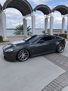 Aston Martin Carbon Fiber Mirror Covers