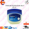 3 x Vaseline Pure Petroleum Jelly Original 250ml