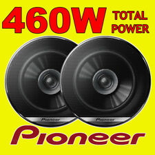 PIONEER 460W TOTAL DUALCONE 5.25 INCH 13cm CAR DOOR/SHELF COAXIAL SPEAKERS PAIR