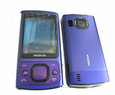 Fascia Housing Rear Back Battery Cover Keypad For Nokia 6700s 6700 Slide Purple