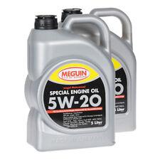 Meguin megol 5W-20 Special Engine Oil - 2x5 Liter Motoröl Ford Chrysler Mazda GM