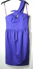 PURPLE LADIES PARTY FORMAL CLUBWEAR DRESS SIZE 12 FRENCH CONNECTION