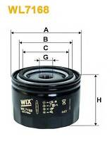 WIX FILTERS WL7168 OIL FILTER  RC516889P OE QUALITY