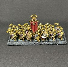 20 Warhammer Age Of Sigmar Dwarf Hammerers Cities duardin Dispossessed Painted